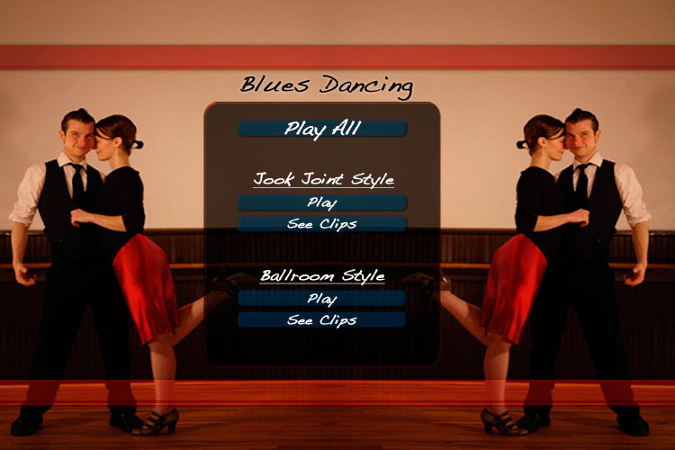 Swing Dance DVD